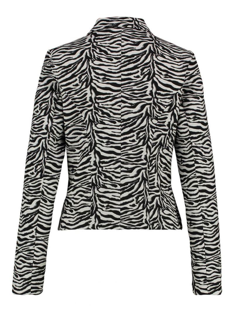 Travel Zebra Blazer