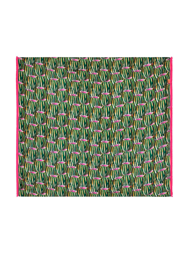 Watermeloen Shawl