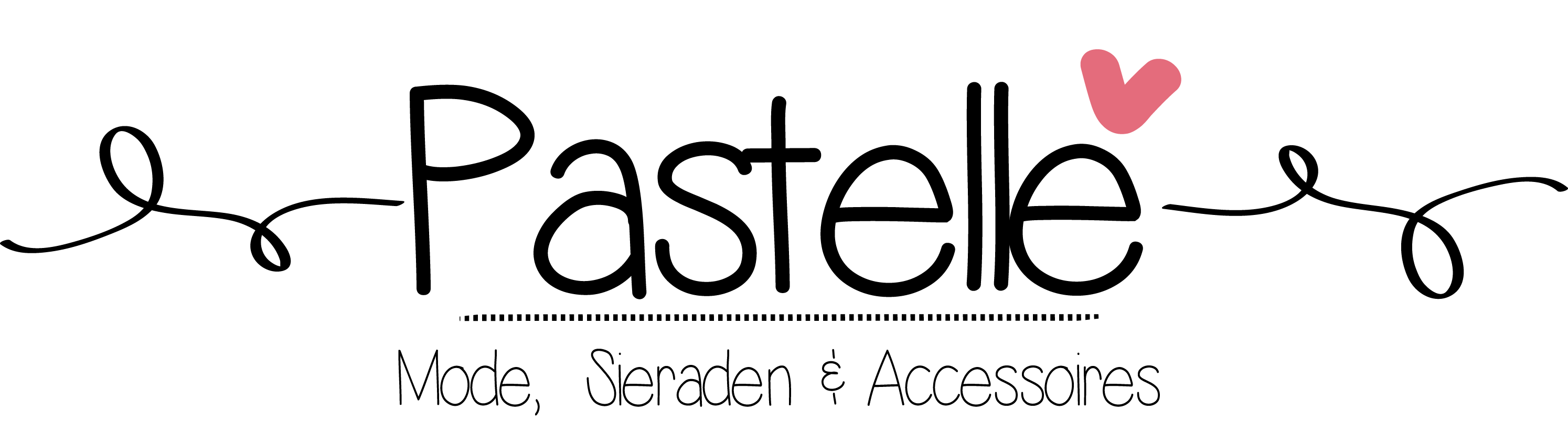 Pastelle logo - Mode, Sieraden en Accessoires