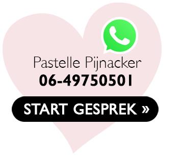 WhatsApp Pastelle Pijnacker