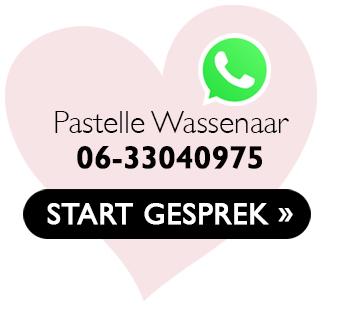 WhatsApp Pastelle Wassenaar